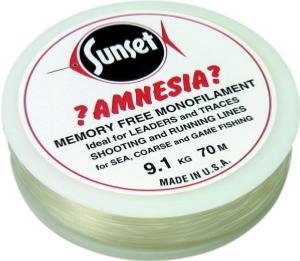 backing en monofilament Amnesia
