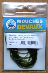 body glass Devaux
