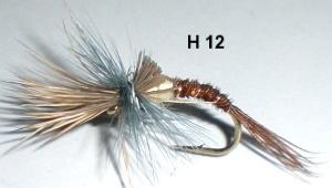 challenged pheasant tail (mouche émergente)