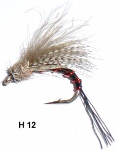 Gordon quill emerger (mouche émergente)