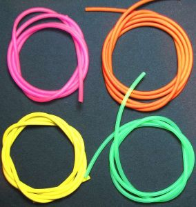 assortiment de tube silicone de jonction pour tube fly
