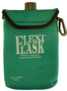 flasque en neoprene Flexi flask