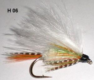 Appetiser de Bob Church (mouche streamer)