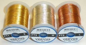 tinsel ovale Veevus (4 tailles)