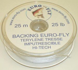backing en térylène imputrescible Euro-Fly